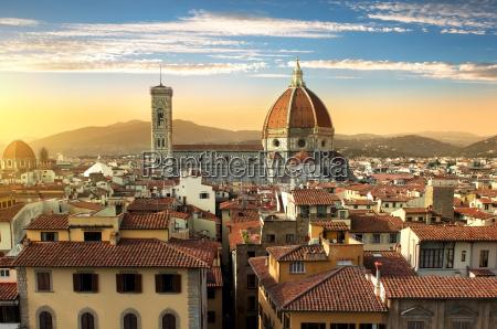 wspaniala florencka bazylika