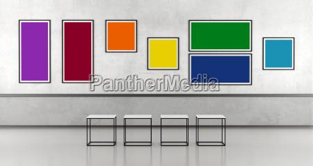 sztuka nowoczesne nowoczesna przestrzen pomieszczenie wnetrze