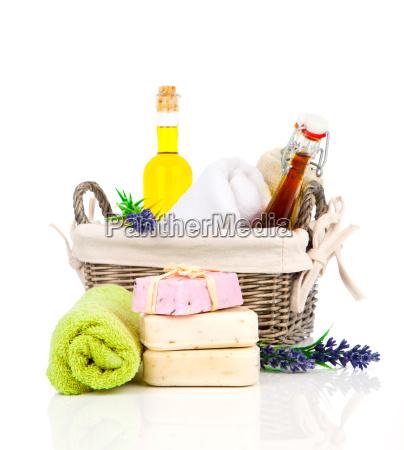 zdrowie zdrowia pielegnacja care recznik lawenda