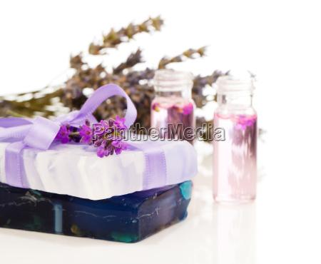 pielegnacja care lawenda pielegnacja ciala mydlo