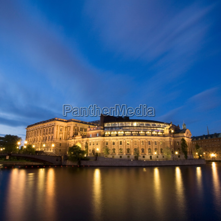 swedish parliament building