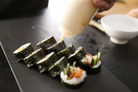kuchnia japonska sushi restauracja japonska danie