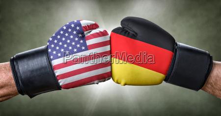 mecz bokserski usa vs niemczech