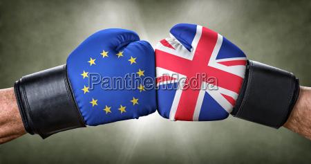 mecz bokserski unia europejska przeciwko