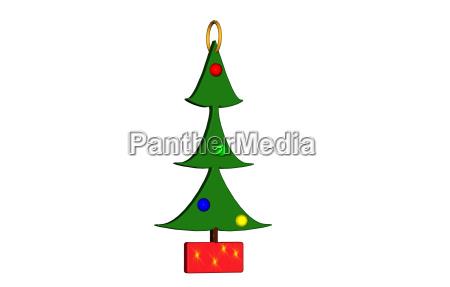jodly swierk bizuteria ozdoby kolczyk christbaumkugel