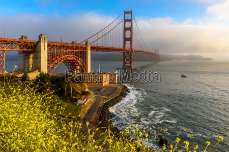 most zlotej bramy