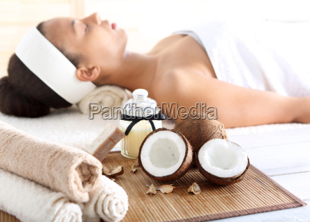 relaks medytacja aromaterapia wellness spa piekna