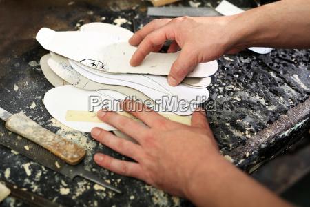 projektowanie butow zawod szewc manufaktura