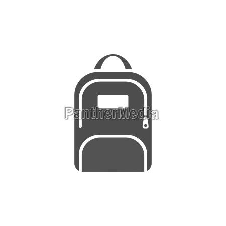 ikona plecaka