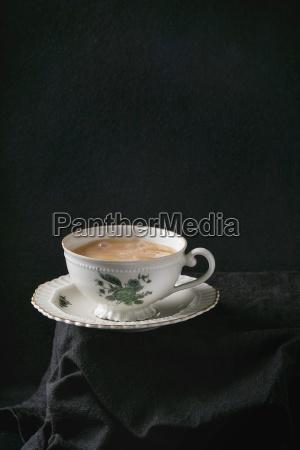 szklo kubek kielich napoje herbata wnetrze
