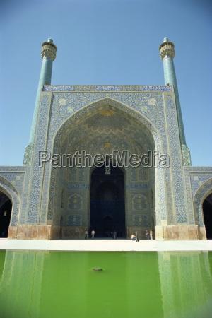 meczet shah obecnie znany jako imam