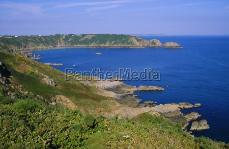 moulin huet bay guernsey channel islands