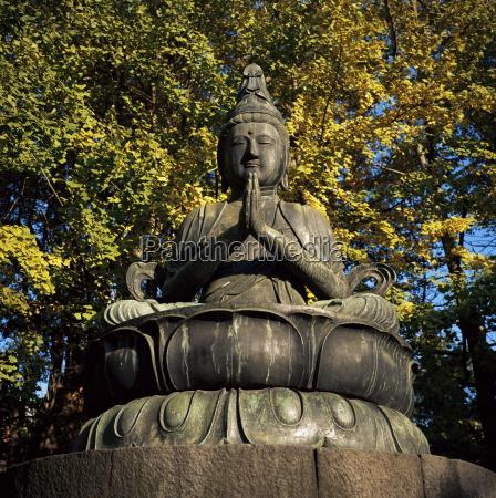 buddha elect nisonbutsu asakusa kannon senso