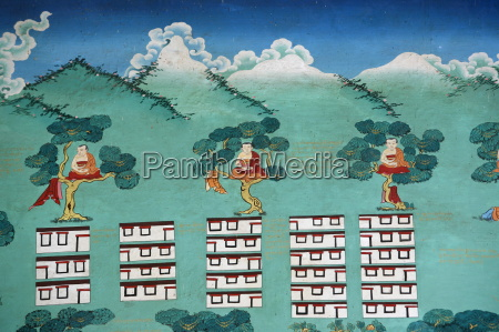 mit shangri la klasztor kopan katmandu