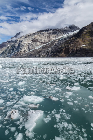 johns hopkins inlet fairweather range glacier