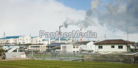 japonia fabryka wsi