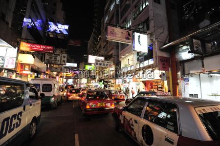 chiny hong kong samochody w tsim