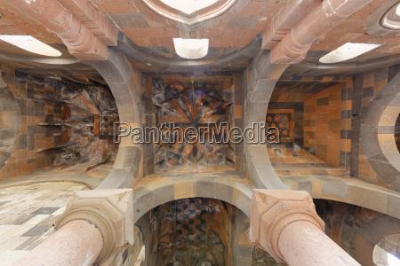 historyczny religia sklepienie turcja armenia styl