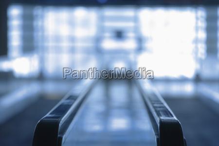 europe germany bavaria escalator at munich