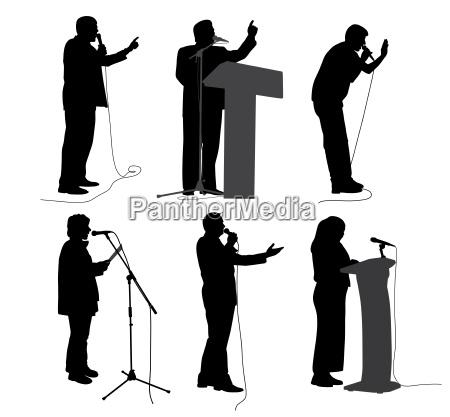 publiczne mowienie