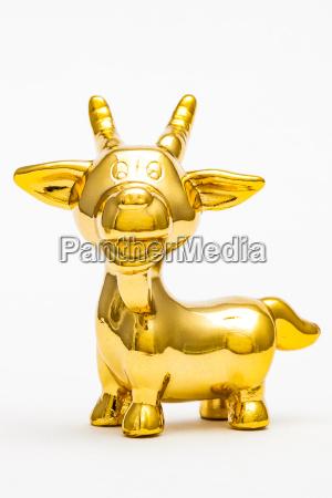 zwolniony zwierze statula koza owiec owca