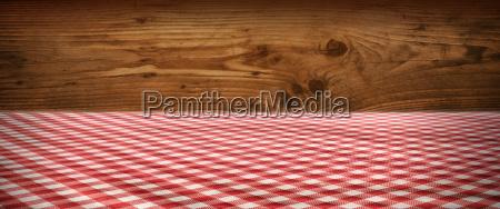 drewno drewna bayern bawaria obrus checkered