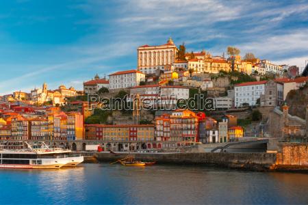 rzeka douro i most dom luis