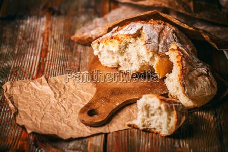 chrupiący, chleb, zbożowy - 22649503