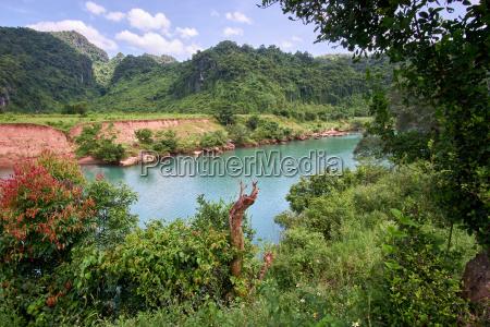 niebieski gory pejzaz krajobraz natura gora