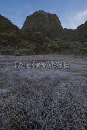 zima zimowy norwegia mroz przymrozki frozen