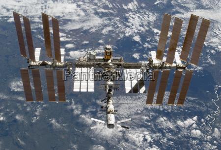 space technika badanie kosmos poziome poziomo