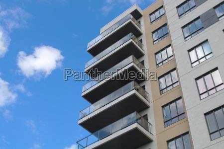 architecture condo city skyscraper apartment residential