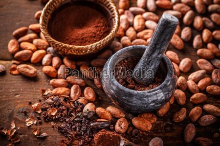 proszek puder kakao vinicius fasola szparagowa