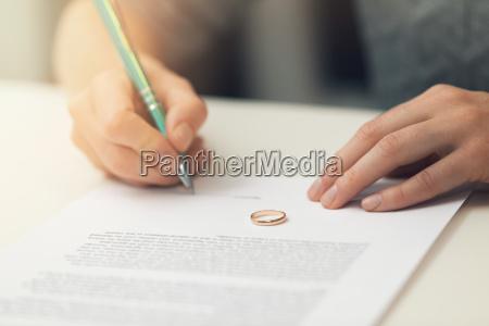 kobieta womane baba reka ring pierscionek