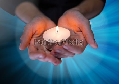 kobieta womane baba niebieski reka palec