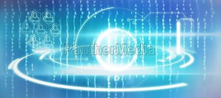 zlozony wizerunek obraz cyfrowy kula ziemska
