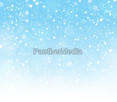 streszczenie tle tematu sniegu 1