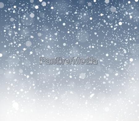 streszczenie tle tematu sniegu 4