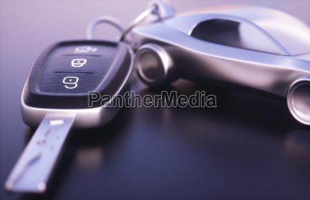 uchwyt na kluczyk samochodowy