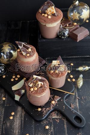 deser czekoladka czekolada mousse au chocolat