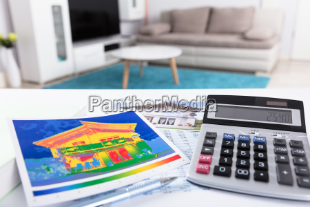 home thermal heat loss and calculator