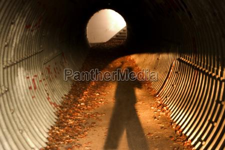 europa bayern bawaria tunel strach oberbajern