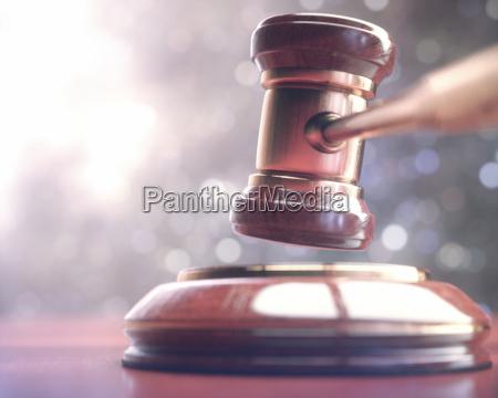 judge hammer gavel licytacja licytacji
