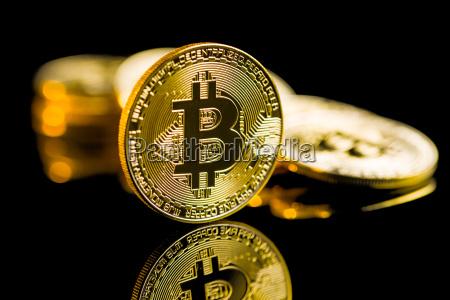 zlote bitcoiny kryptowaluta
