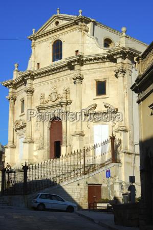 chiesa del purgatorio purgatory church ragusa
