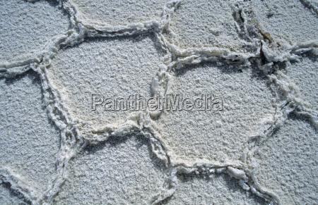 salt detail desert wasteland america highland