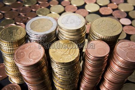 euro euro coins