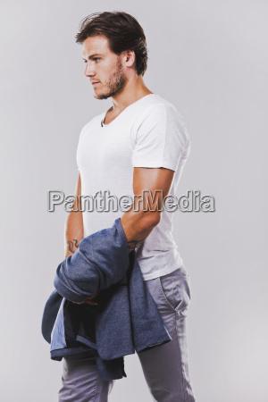 mezczyzna facet mr ludzik moda modnie