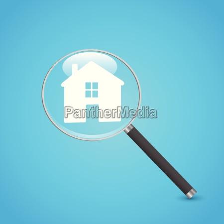 house inspection illustration