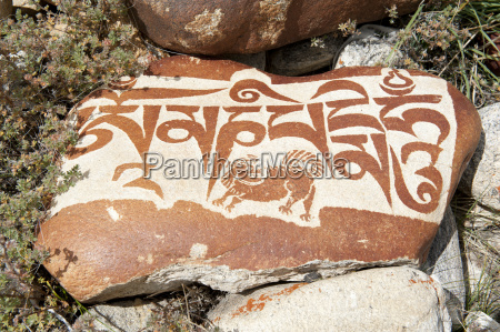 religia kamien pestka zwierze ornament azja